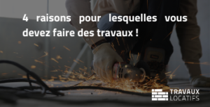4 raisons de faire travaux renovation